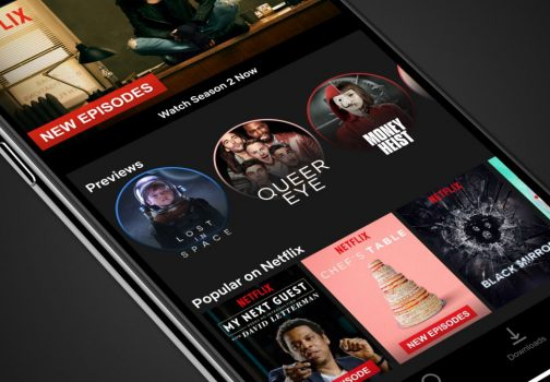 Netflix is testing a new 'Extras' discovery feed that apes Instagram