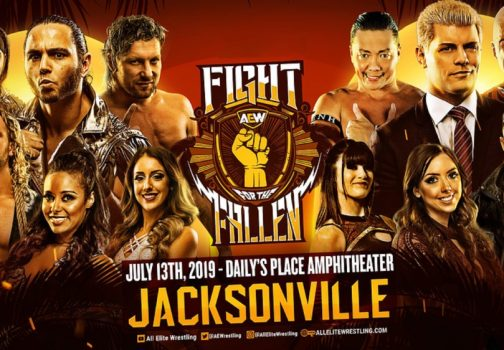 How to watch Fight for the Fallen: live stream the AEW PVV online from anywhere