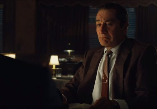 Netflix offers first look at de-aged De Niro in trailer for Scorsese's The Irishman