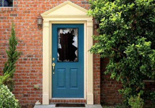 Ways burglars could break into our home