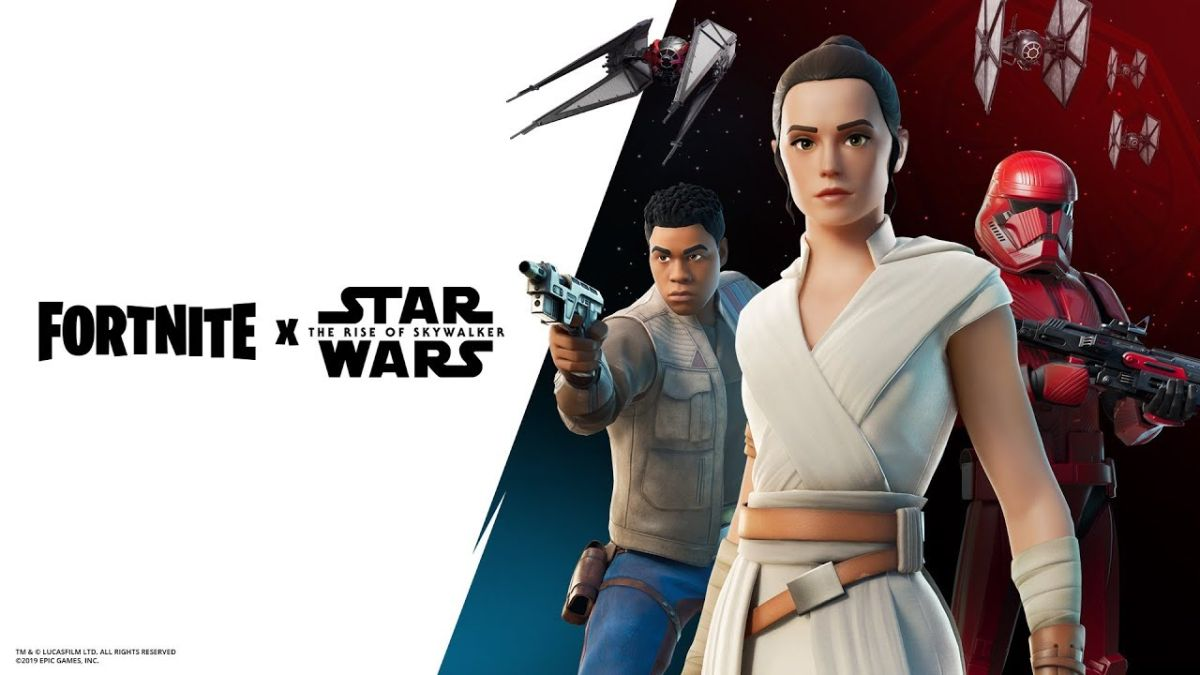 Star Wars: The Rise of Skywalker's intro crawl makes sense if... you play Fortnite