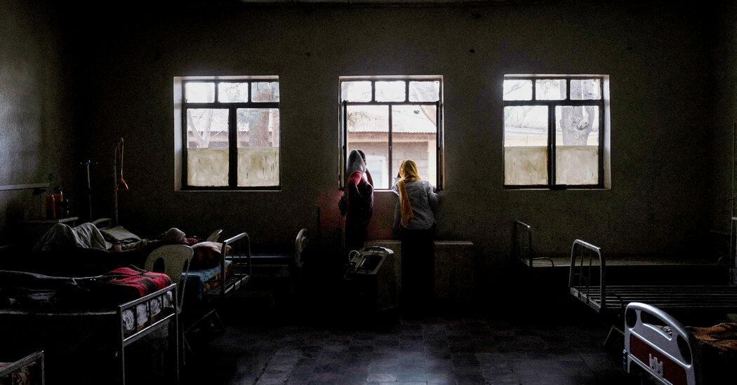 Sexual Violence Pervades Ethiopia's War in Tigray Region