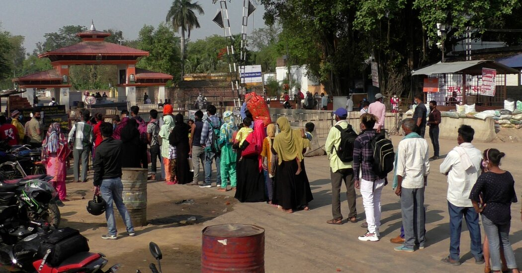 Nepal Covid Crisis Worsens as Workers Pay the Price
